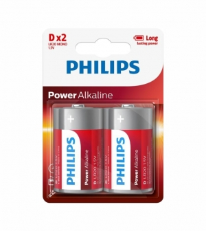 PHILIPS POWER ALK D-Ρ2 LR20P2B/05 ΜΠΑΤΑΡΙΕΣ