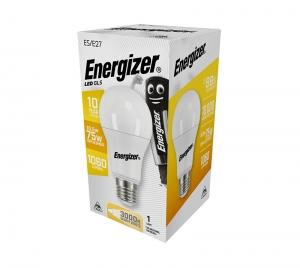 ΛΑΜΠΑ ENERGIZER S15236 ΛΕΥΚΗ ΣΥΣΚ. LED GLS(A60) E27 11,6W 1060LM ΘΕΡΜΟ WARM WHITE