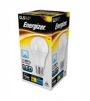 ΛΑΜΠΑ ENERGIZER S15237 LED GLS(A60) E27 12W 1060LM ΛΕΥΚΟ DAYLIGHT
