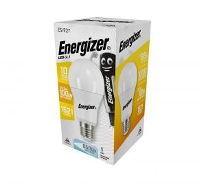 ΛΑΜΠΑ ENERGIZER S16611 ΛΕΥΚΗ ΣΥΣΚΕΥΑΣΙΑ LED GLS(A60) E27 13,2W 1560LM ΛΕΥΚΟ DAYLIGHT