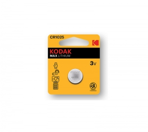 KODAK Batteries CR1025