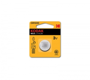 KODAK Batteries CR1220