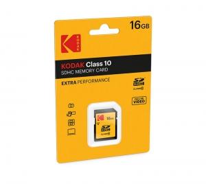 KODAK SD PREMIUM PERFORMANCE Class 10 UHS-I U1 V10